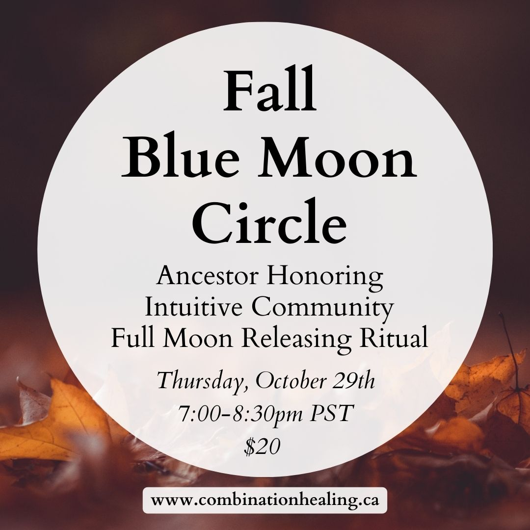 image from Fall Blue Moon Circle
